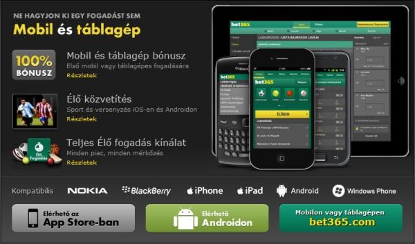 bet365 mobil