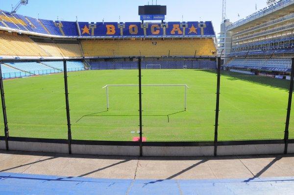 La Bombonera - Boca Juniors