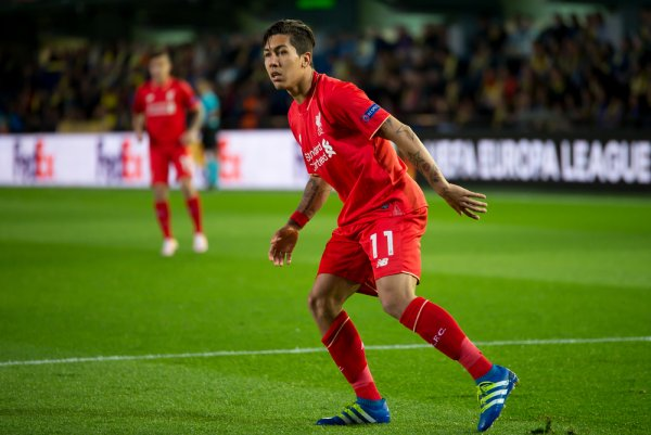 Firmino Liverpool 001