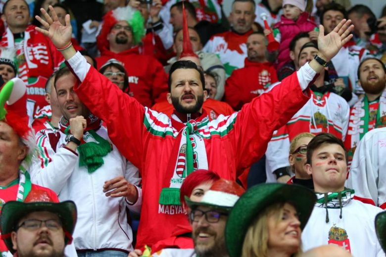 Magyar szurkoló (Fotó: katatonia82 / Shutterstock.com)