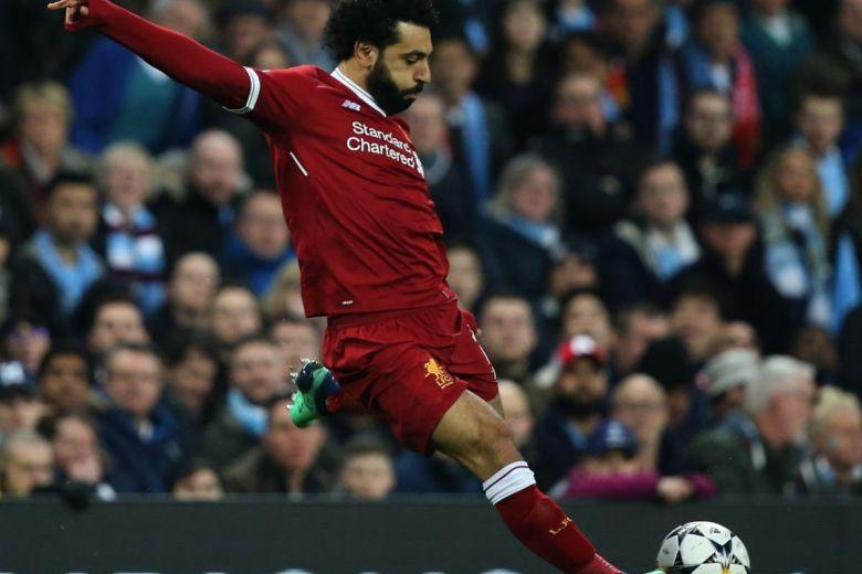 Mohamed Salah (Fotó: Mitch Gunn / Shutterstock.com)