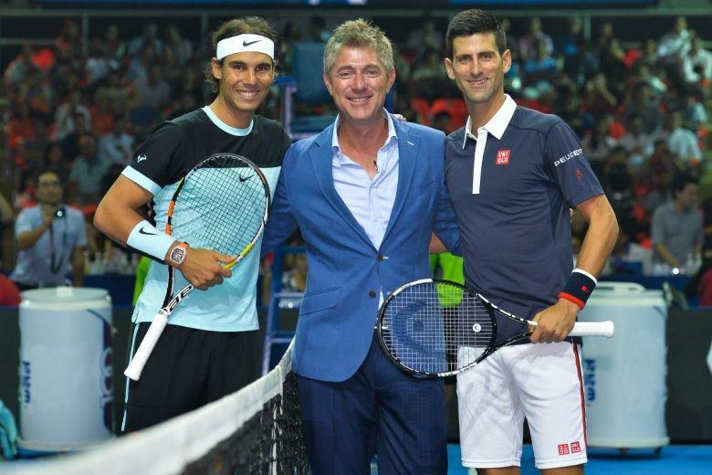 Rafael Nadal és Novak Djokovic (Fotó: mooinblack / Shutterstock.com)