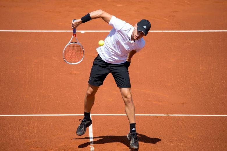 Dominic Thiem (Fotó: Christian Bertrand / Shutterstock.com)