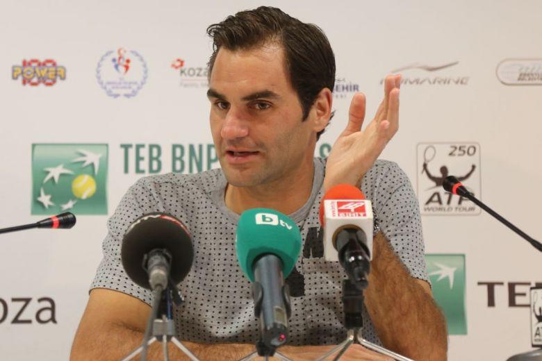 Roger Federer (Fotó: EvrenKalinbacak / Shutterstock.com)