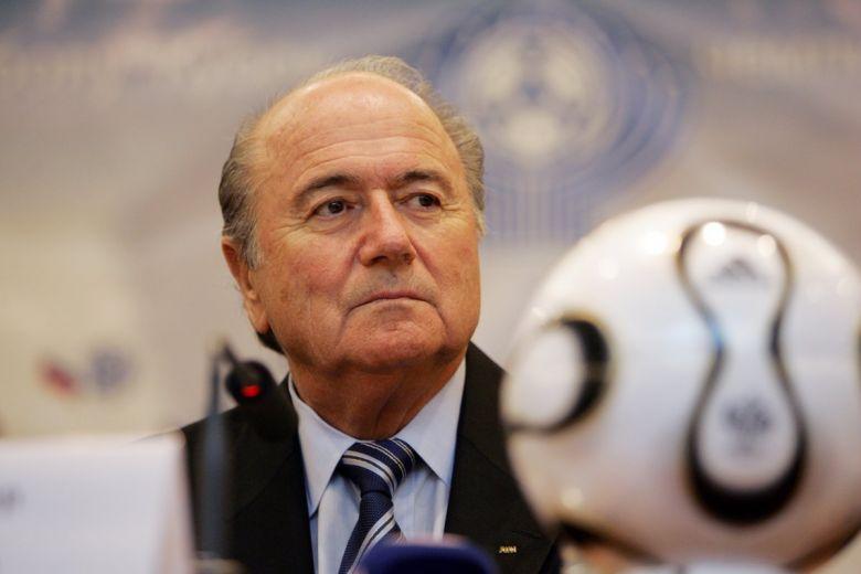 Sepp Blatter. Fotó: kojoku / Shutterstock.com