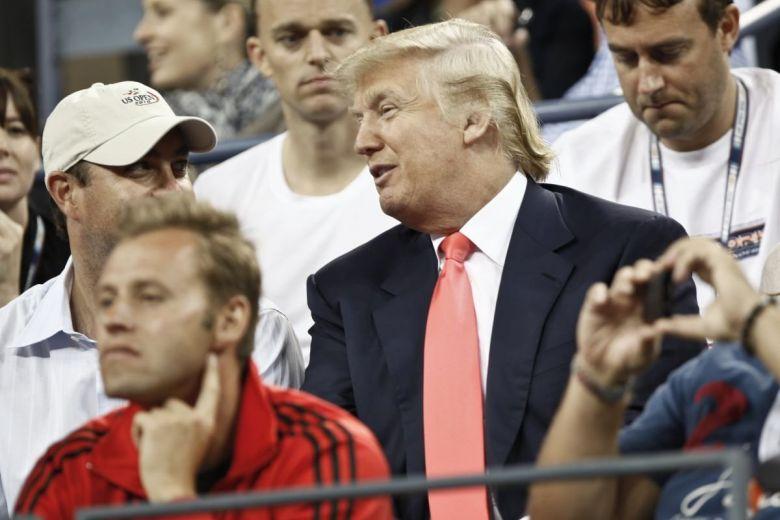 Donald Trump (Fotó: lev radin / Shutterstock.com)