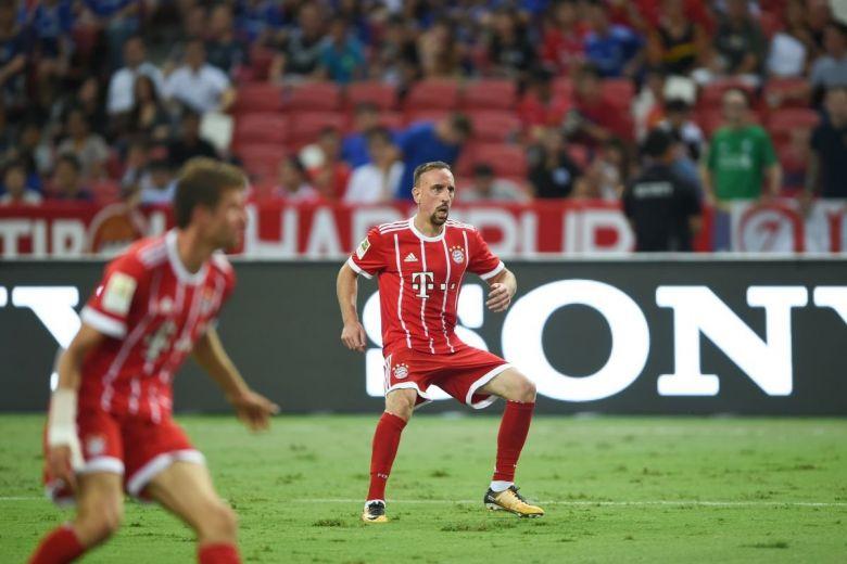 Franck Ribery (Fotó: daykung / Shutterstock.com)