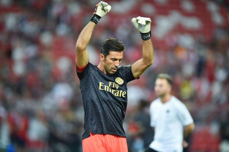 Gianluigi Buffon (Fotó: daykung / Shutterstock.com)