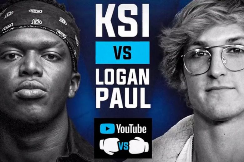 KSI Vs Logan Paul. Fotó: Wikipédia