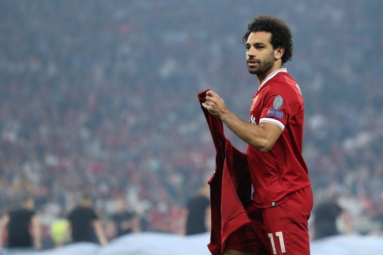 Mohamed Salah (Fotó: Oleksandr Osipov / Shutterstock.com)