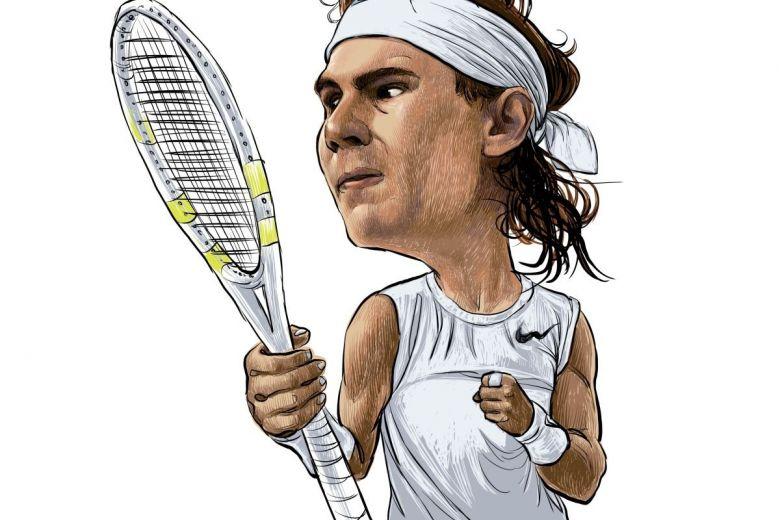 Rafael Nadal (Fotó: thongyhod / Shutterstock.com)