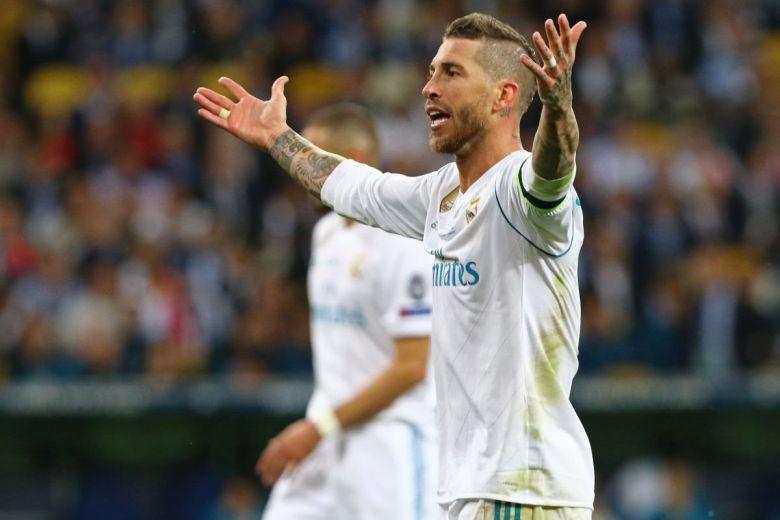 Sergio Ramos (Fotó: katatonia82 / Shutterstock.com)