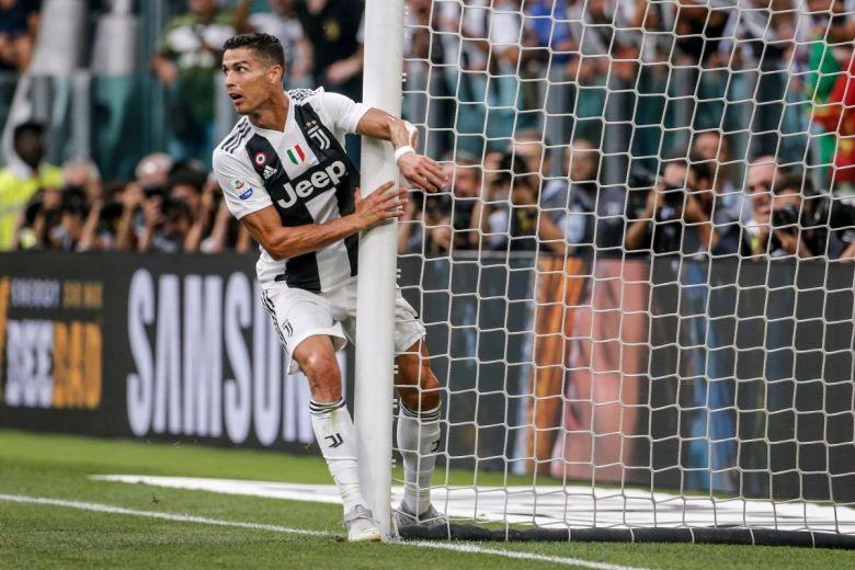 Cristiano Ronaldo (Fotó: cristiano barni / Shutterstock.com)