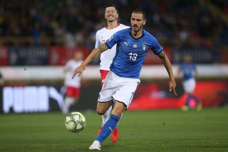 Leonardo Bonucci (Fotó: Marco Iacobucci EPP / Shutterstock.com)