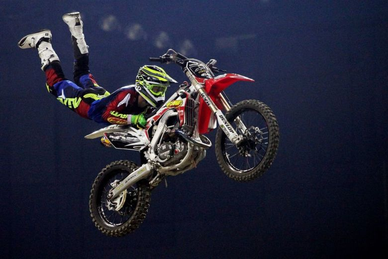 FMX - Diverse Jump of the Night - Krakkó (Fotó: praszkiewicz / Shutterstock.com)