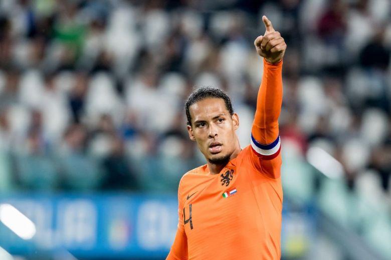Virgil van Dijk (Fotó: kivnl / Shutterstock.com)