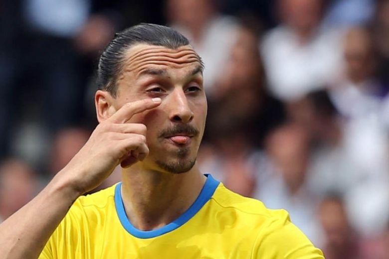 Zlatan Ibrahimovic (Fotó: Marco Iacobucci EPP / Shutterstock.com)