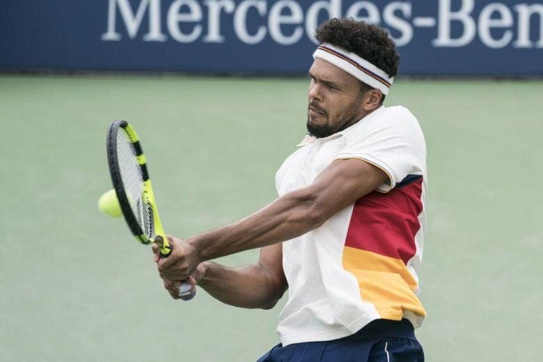 Jo-Wilfried Tsonga (Fotó: lev radin / Shutterstock.com)