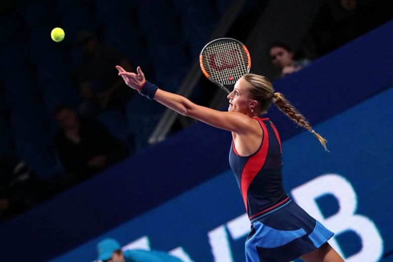 Kristina Mladenovic (Fotó: Bukharev Oleg / Shutterstock.com)