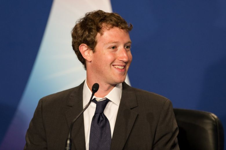 Mark Zuckerberg. Fotó: Frederic Legrand - COMEO / Shutterstock.com
