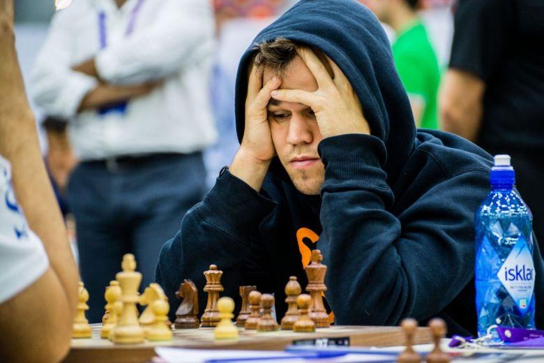 Magnus Carlsen. Fotó: Andreas Kontokanis - Flickr
