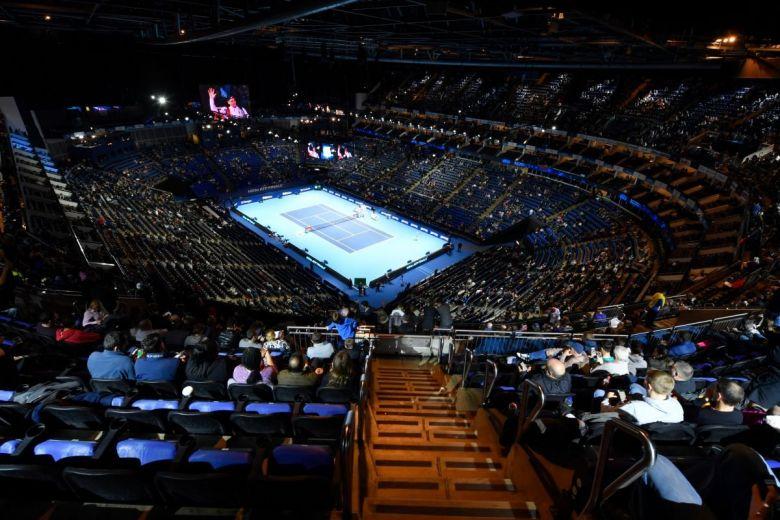 A londoni O2 Aréna, az ATP Finals otthona (Fotó: PROMA1 / Shutterstock.com)