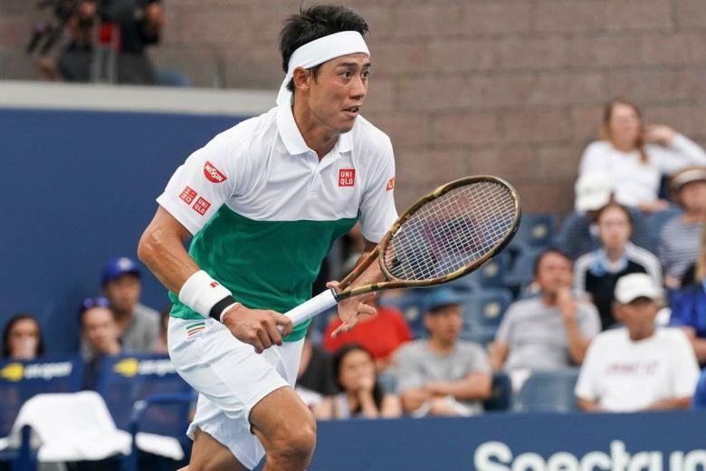 Kei Nishikori (Fotó: lev radin / Shutterstock.com)
