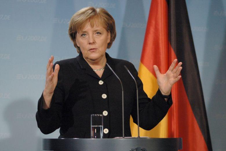 Angela Merkel. Fotó: 360b / Shutterstock.com