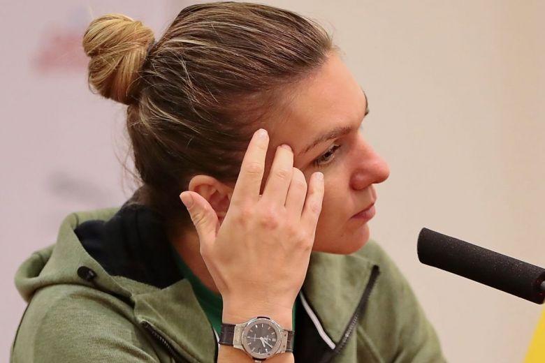Simona Halep (Fotó: Bukharev Oleg / Shutterstock.com)
