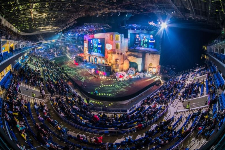 Counter Strike: Global Offensive E-sports-esemény (Fotó: Roman Kosolapov / Shutterstock.com)