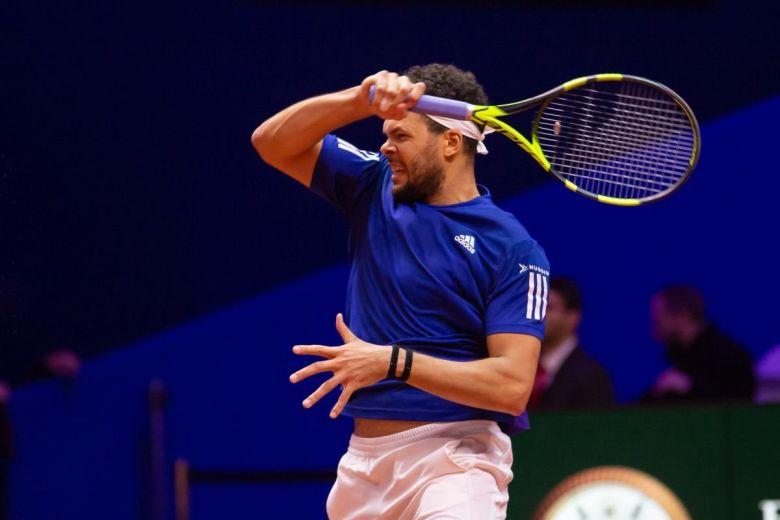 Jo-Wilfried Tsonga (Fotó: BAKOUNINE / Shutterstock.com)