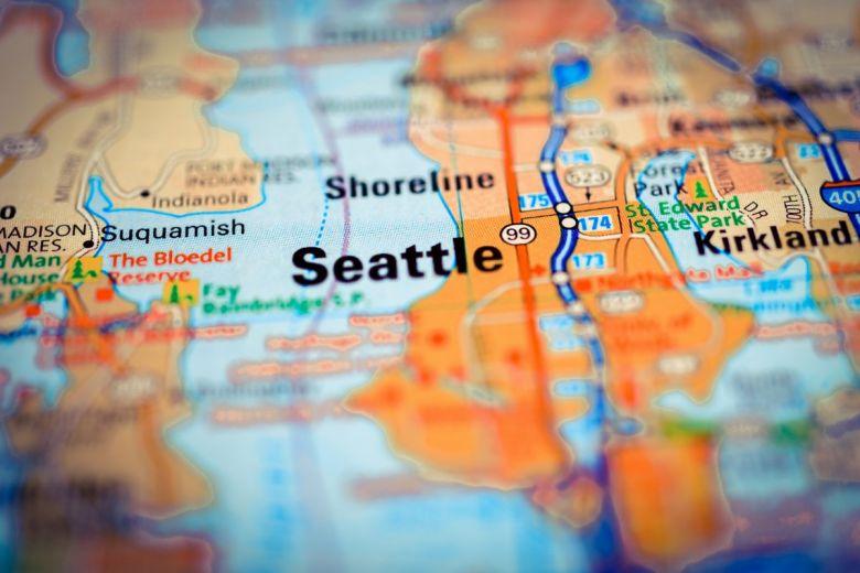 Seattle. Fotó: Alexander Lukatskiy / Shutterstock.com