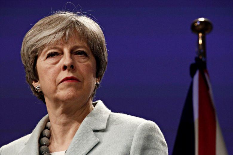 Theresa May. Fotó: Alexandros Michailidis / Shutterstock.com