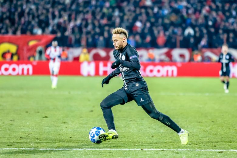 Neymar. Fotó: Stefan Ugljevarevic / Shutterstock.com