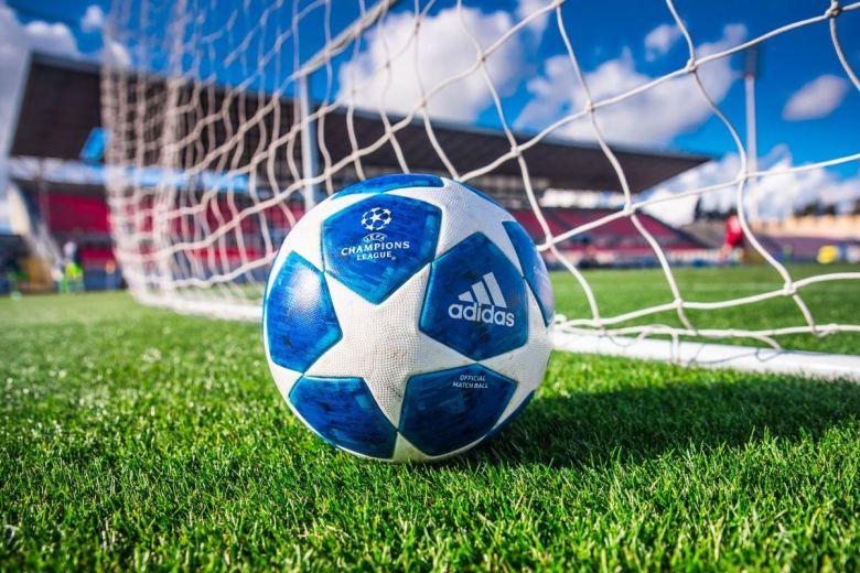 A Bajnokok Ligájának labdája (Fotó: kovop58 / Shutterstock.com)