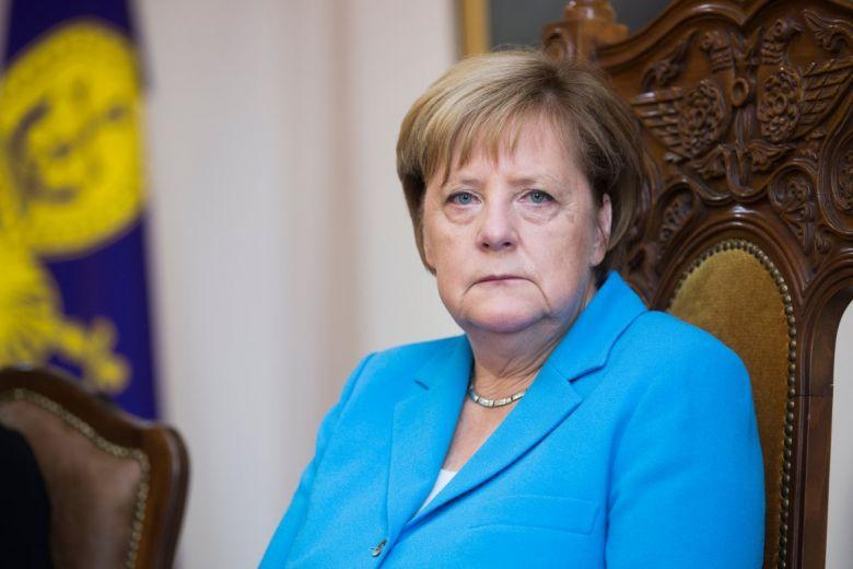 Angela Merkel. Fotó: GYG Studio / Shutterstock.com