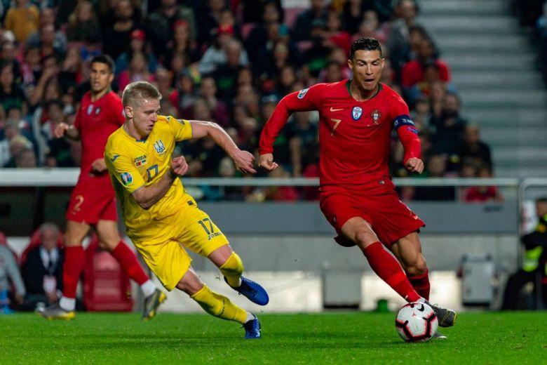 Cristiano Ronaldo (Fotó: A.Ivanov_Football / Shutterstock.com)