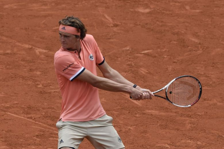 Alexander Zverev (Fotó: Dana Gardner / Shutterstock.com)