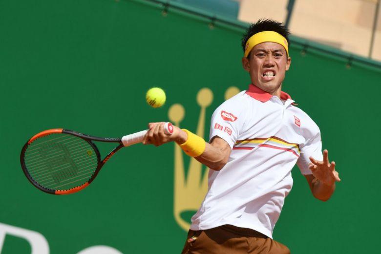 Kei Nishikori (Fotó: FRANCESCO PANUNZIO / Shutterstock.com)
