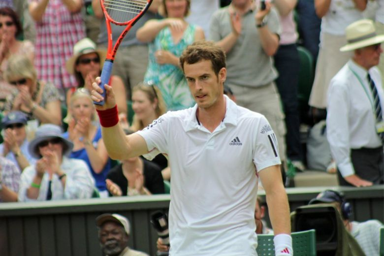 Andy Murray (Fotó: Alison Young / Shutterstock.com)
