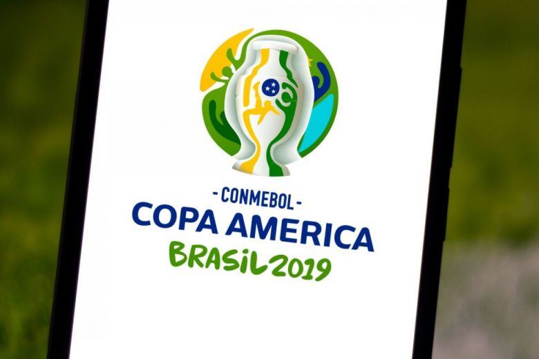 A 2019-es Copa América címere (Fotó: rafapress / Shutterstock.com)