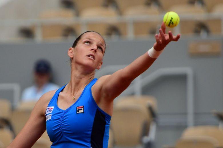 Karolina Pliskova (Fotó: Janet McIntyre / Shutterstock.com)