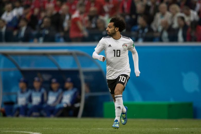 Mohamed Salah (Fotó: Dokshin Vlad / Shutterstock.com)