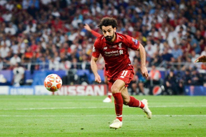 Mohamed Salah (Fotó: Vlad1988 / Shutterstock.com)