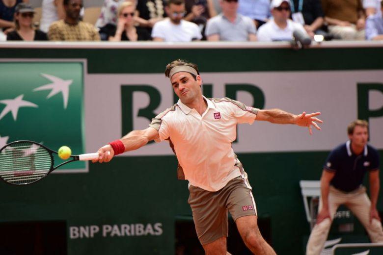 Roger Federer (Fotó: Janet McIntyre / Shutterstock.com)