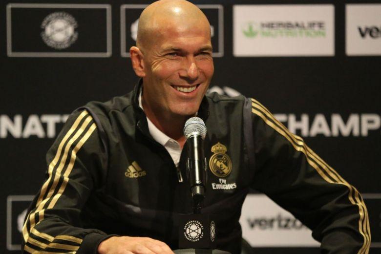 Zinedine Zidane (Fotó: Leonard Zhukovsky / Shutterstock.com)