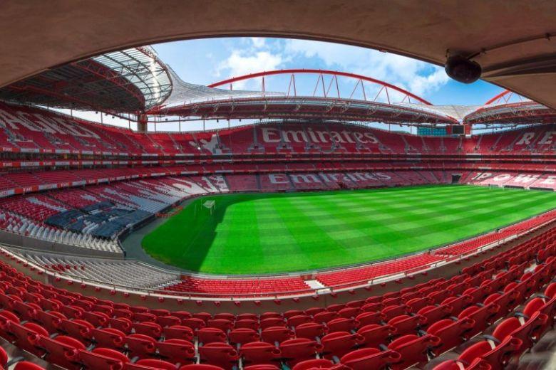 Estadio da Luz, a Benfica otthona (Fotó: Yuri Turkov / Shutterstock.com)
