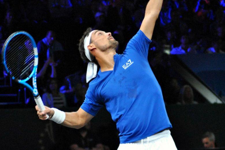 Fabio Fognini (Fotó: Sonia Alves-Polidori / Shutterstock.com)
