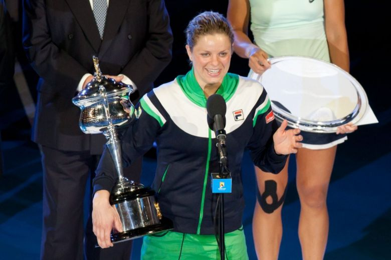 Kim Clijsters (Fotó: Neale Cousland / Shutterstock.com)