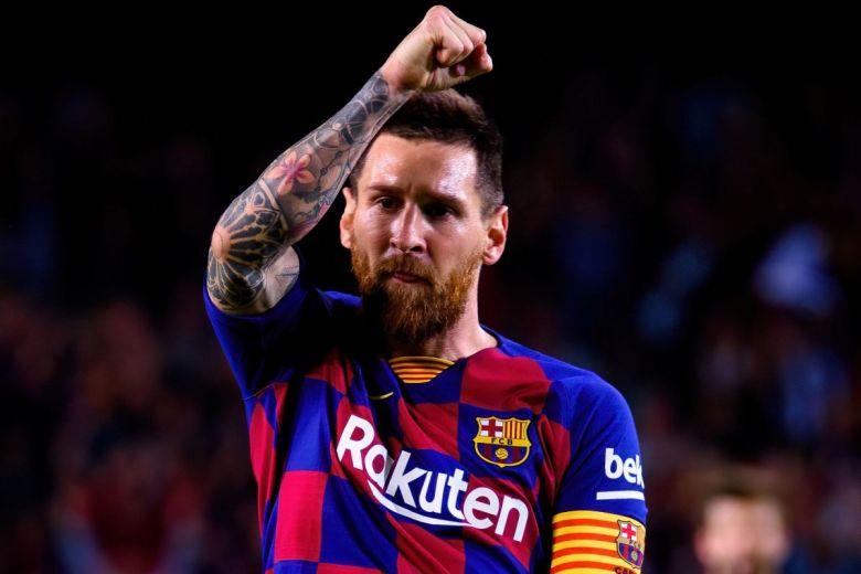Lionel Messi (Fotó: Christian Bertrand / Shutterstock.com)